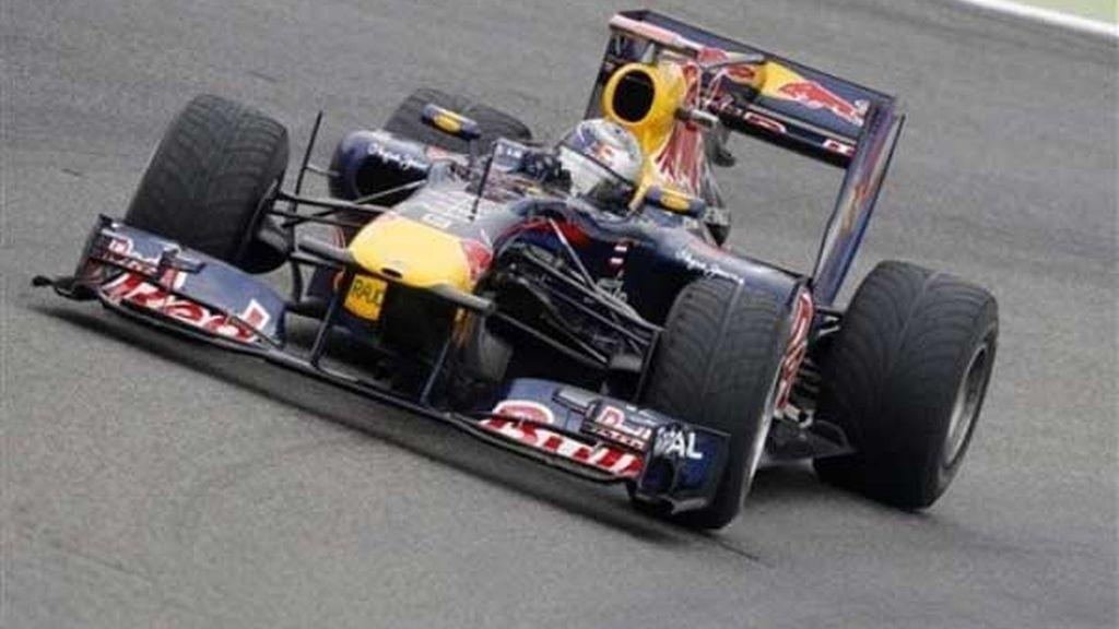 Vettel, firme candidato a la 'pole'