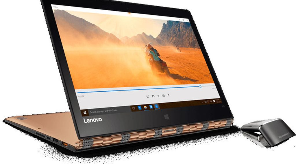 Lenovo Yoga 900S, tablet