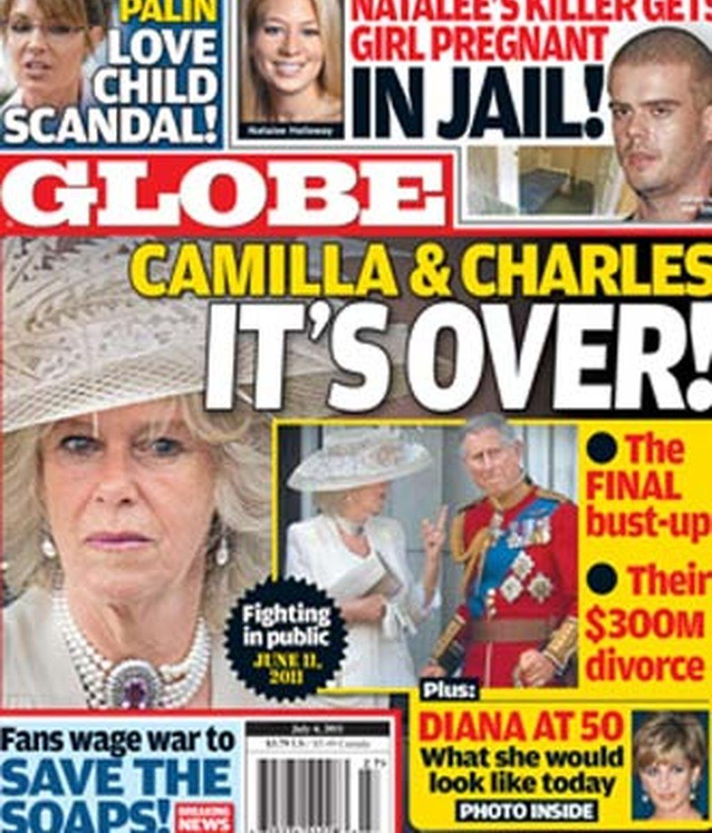 Camila y Carlos de Inglaterra, rumores de separación