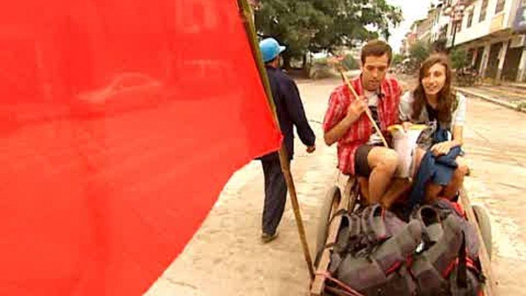 Promo Pekín Express: Lo importante es llegar a la meta