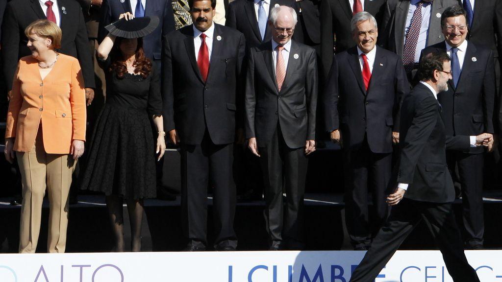Primera Cumbre CELAC-UE en Santiago de Chile