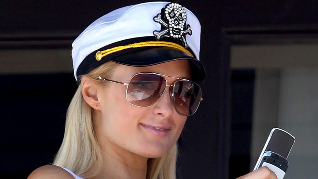 Paris Hilton, una pirata de moda