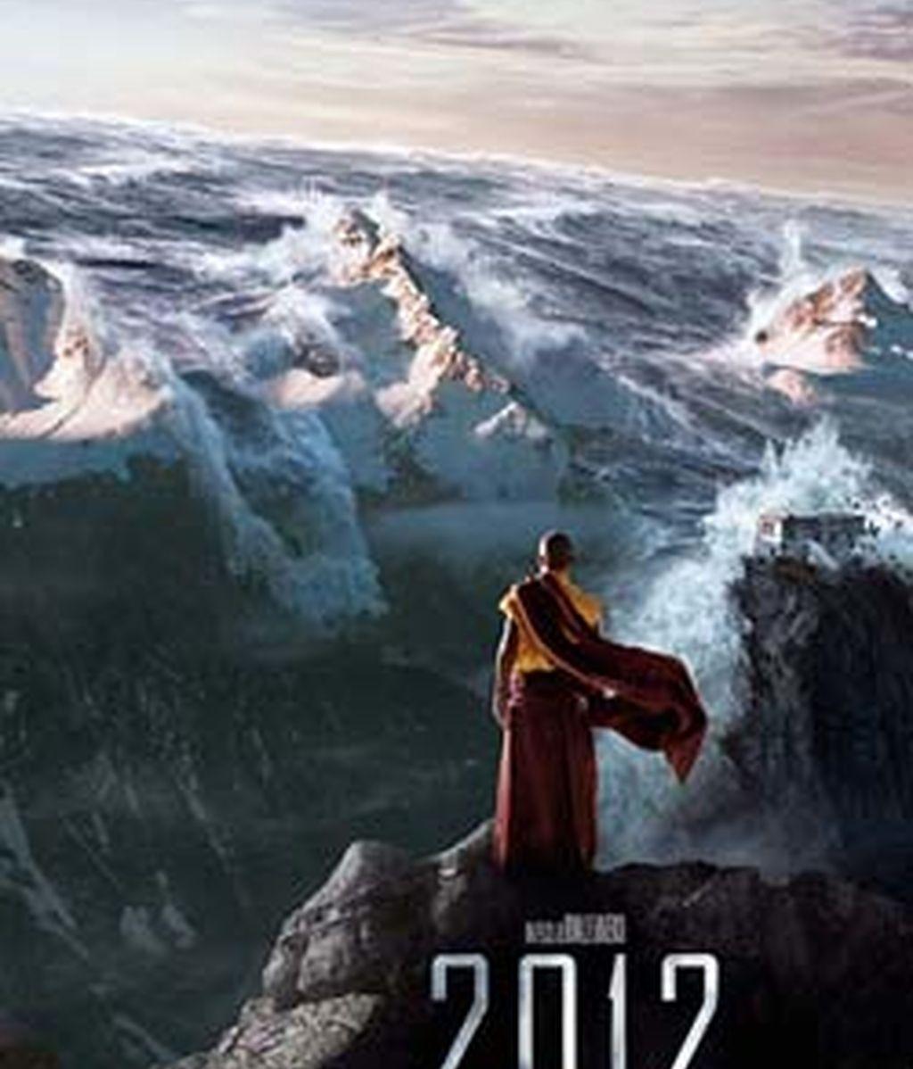 Cartel de la película '2012' de Roland Emmerich