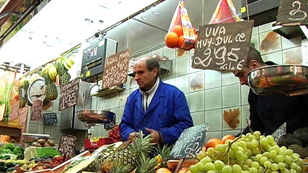 Sube el precio de los alimentos