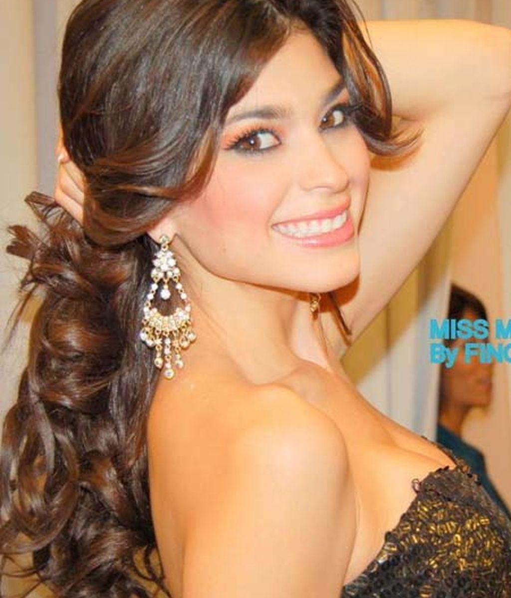 Espinoza ha logardo superar la belleza de otras 73 candidatas