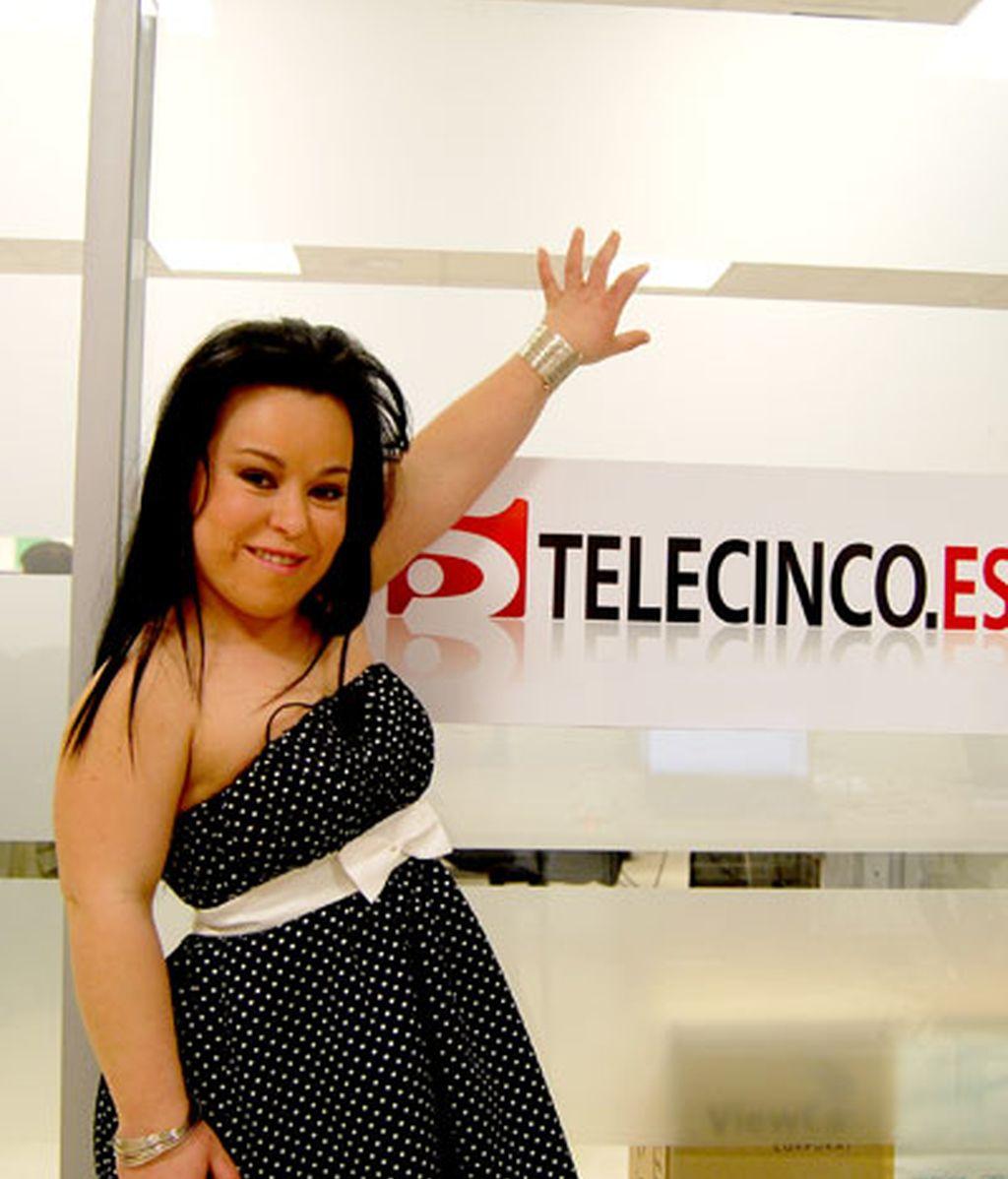 Almudena en telecinco.es