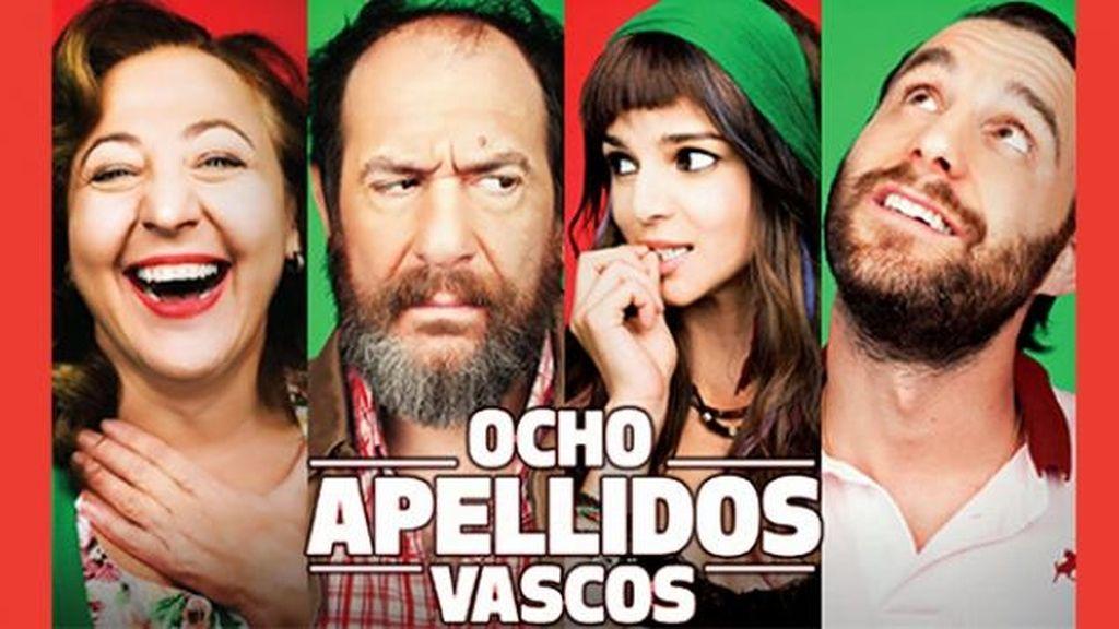 'Ocho apellidos vascos' ya es la película española más taquillera de la historia