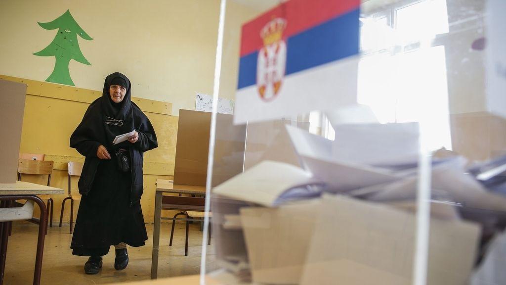 Elecciones en Serbia