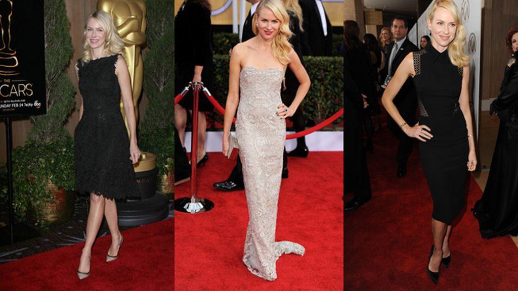 Naomi Watts, nominada a Mejor Actriz por 'Lo Imposible'