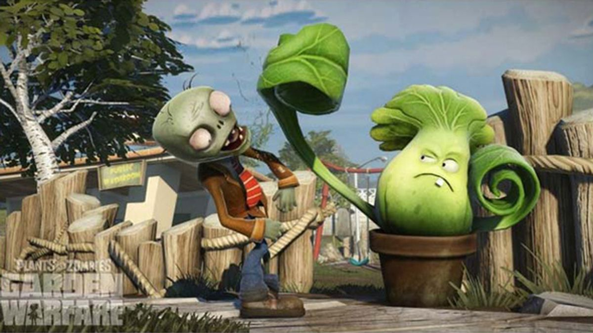 Plantas vs. zombies, plants vs zombies, vjuegos