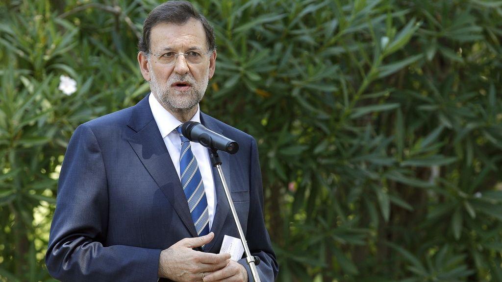 Mariano Rajoy anuncia la prórroga de los 400 euros
