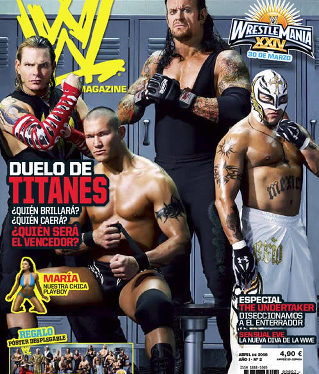 Revista abril 2008