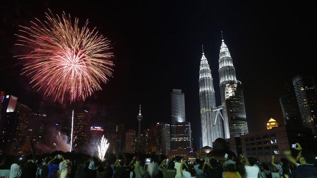 Llega el 2014 a Malasia