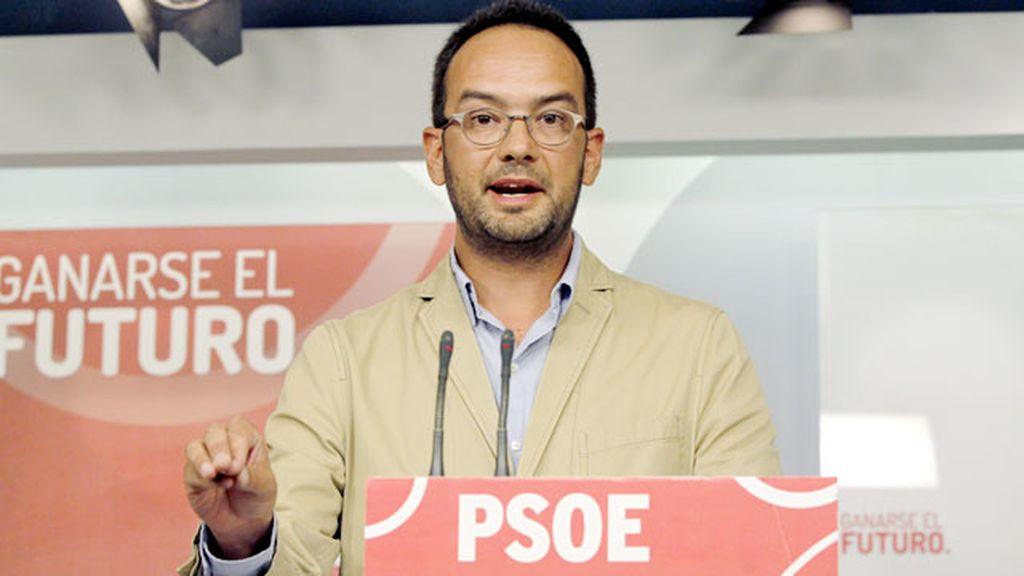 Antonio Hernando PSOE