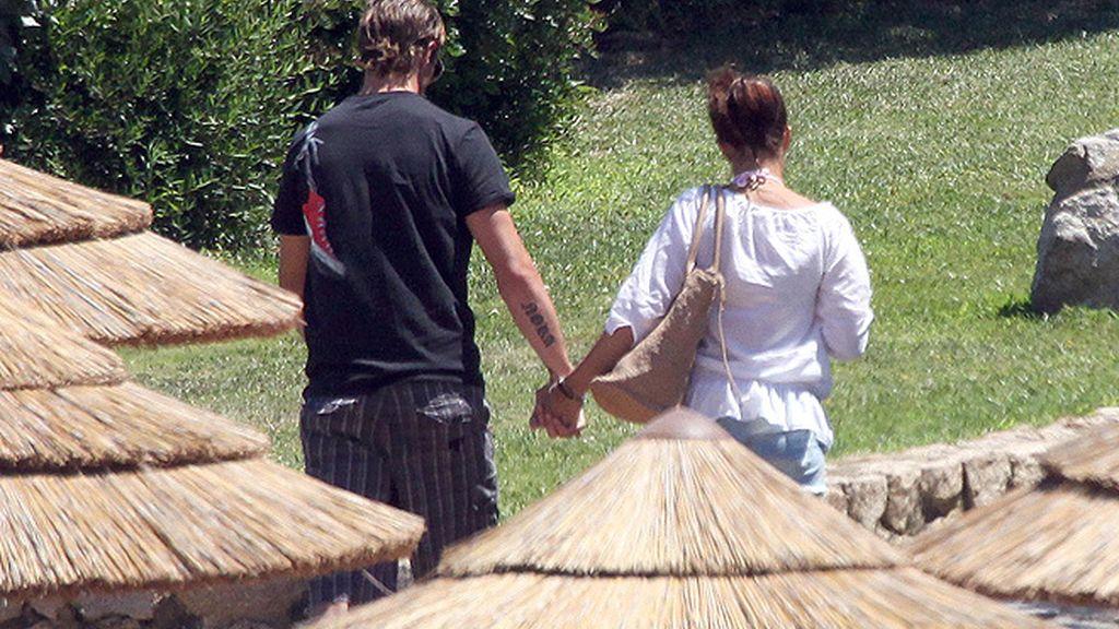 Torres y Olalla en Cerdeña