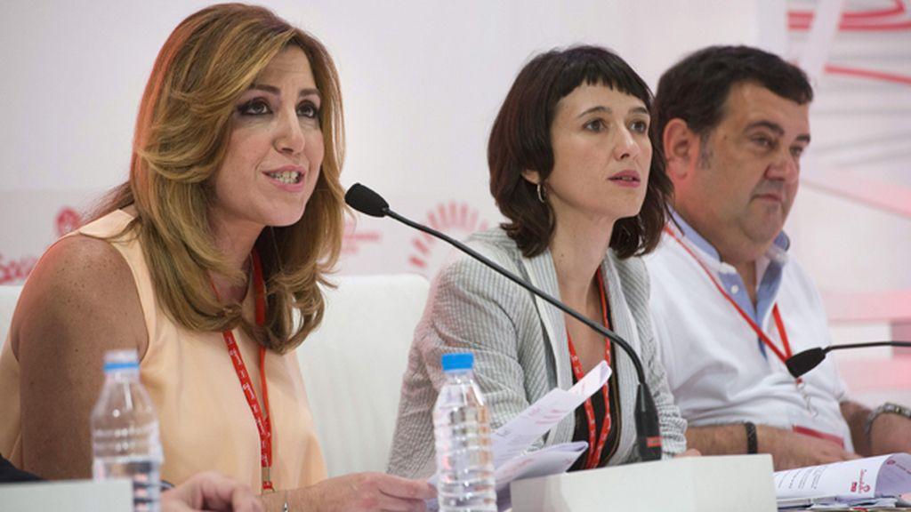 """Díaz pide salir reforzados como la """"alternativa de izquierdas"""" que cambie las cosas en el país"""