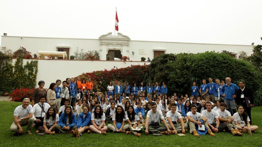 Ruteros en Lima