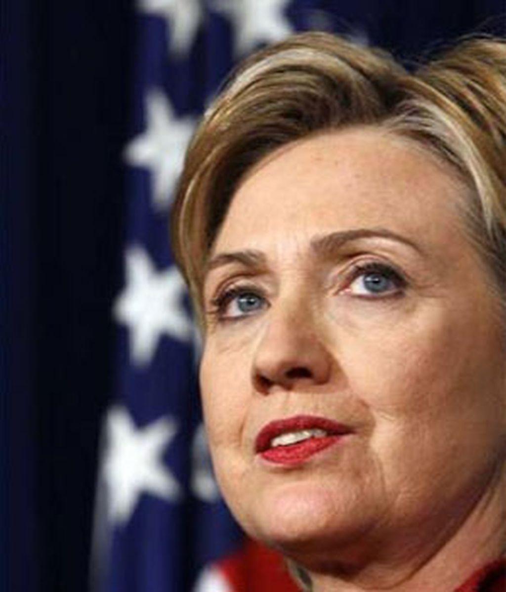 Hillary Clinton, adios a la presidencia. Video: ATLAS