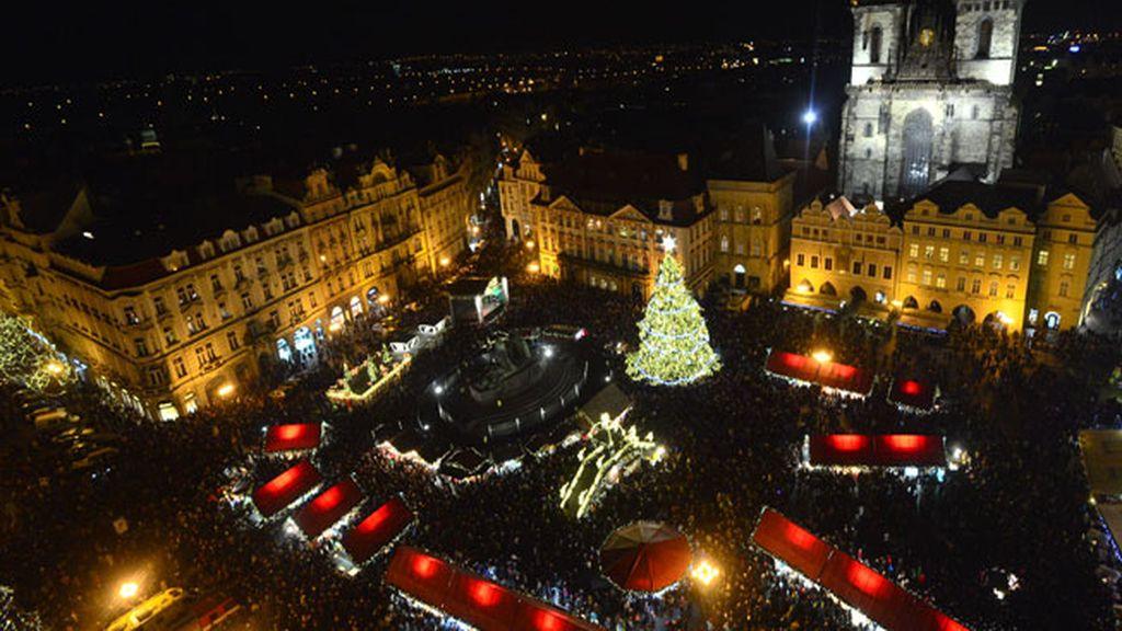 Plaza de Praga, República Checa