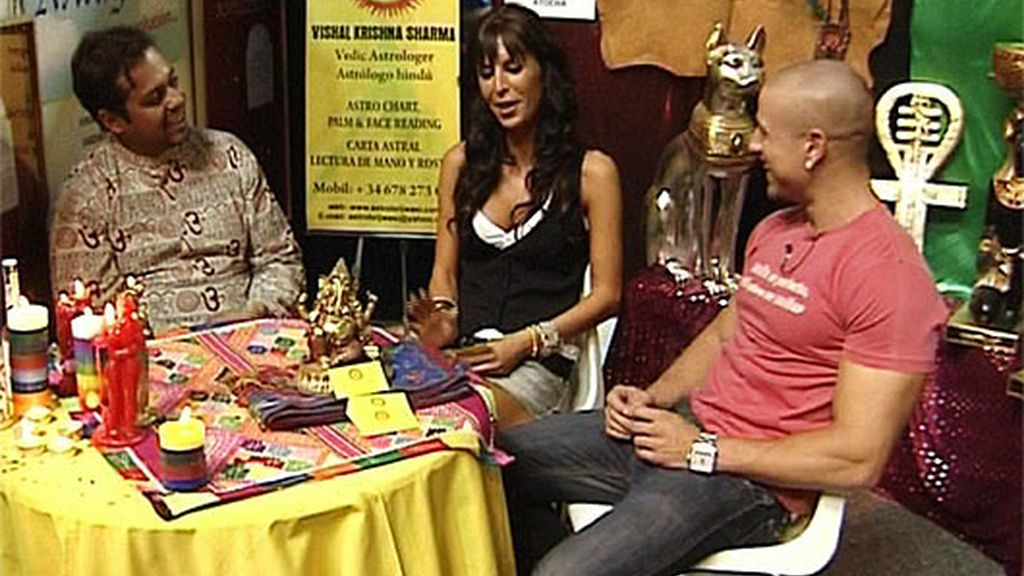 Rafa y Patricia (27-10-09)