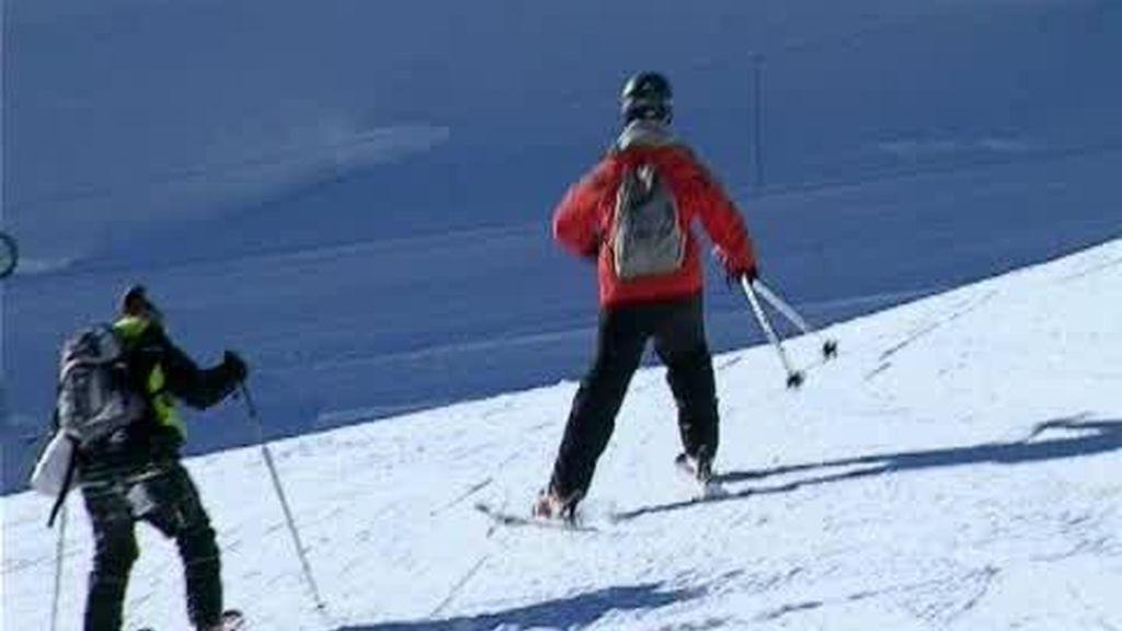 Esquiar estos días, podría ser una buena opción