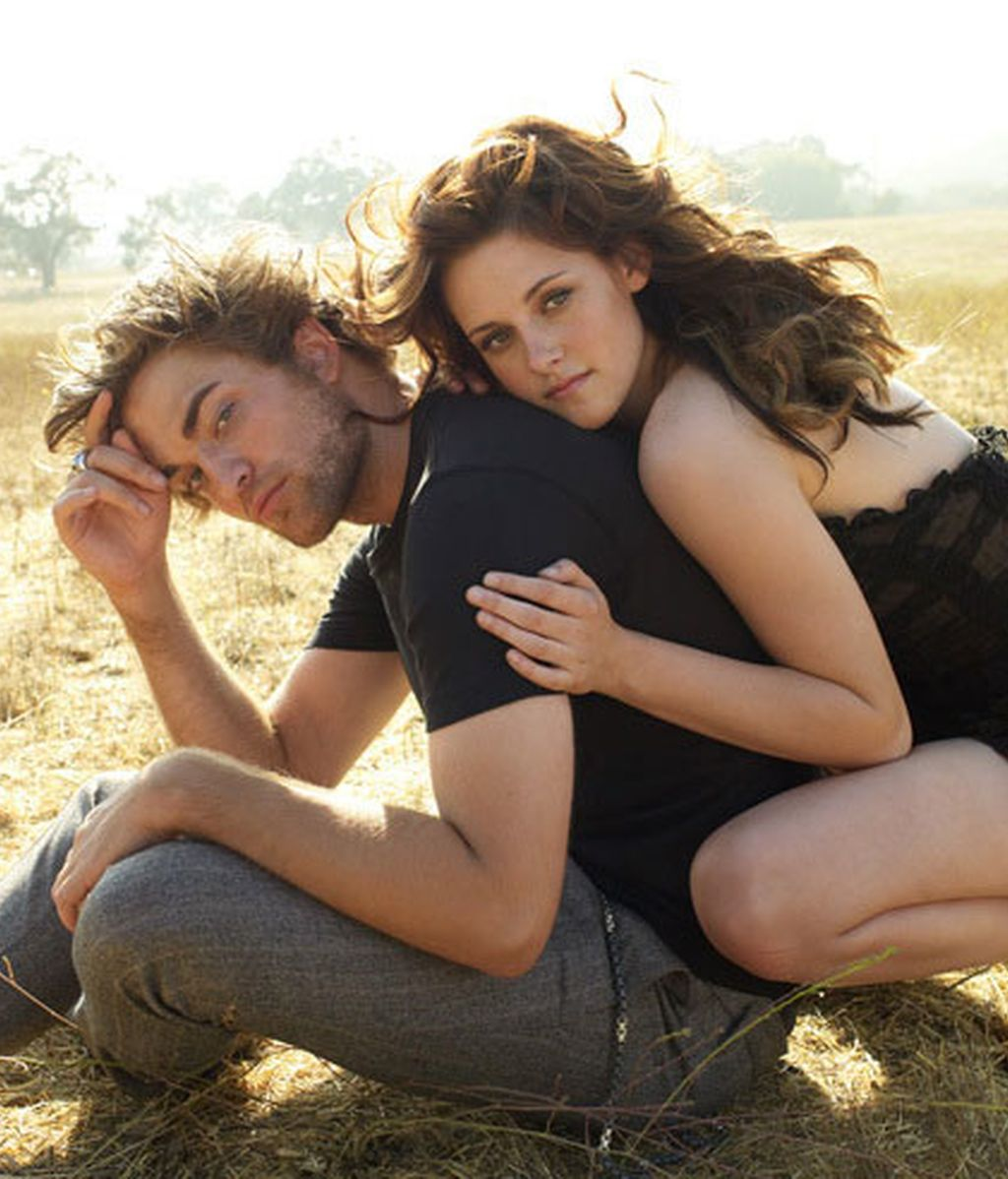 Robert Pattinson y Kristen Stewart en una imagen de archivo