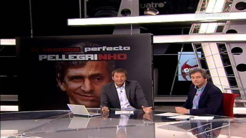La fusión entre Pellegrini y Mourinho