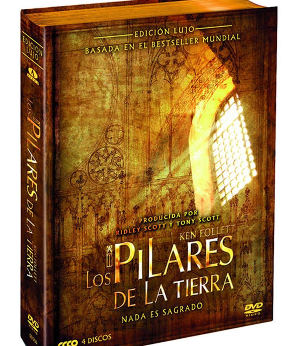 """Gana la edición de lujo en DVD de """"Los pilares de la Tierra"""""""