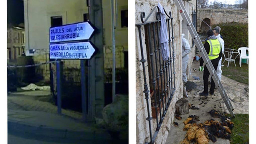 Tragedia en Burgos