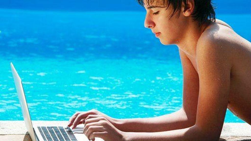 La conexión Wifi en los hoteles, clave para los usuarios que se van de vacaciones.