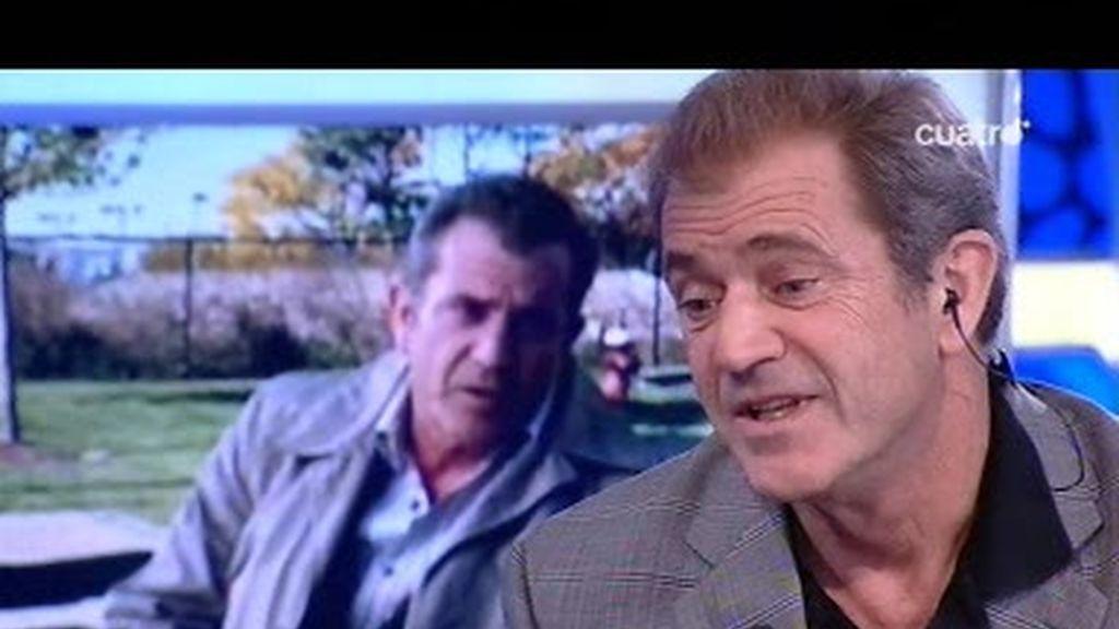 El Hormiguero y Mel Gibson celebran el programa 500