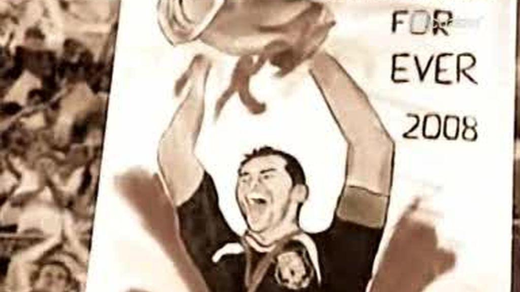 100 partidos con la Selección, ¡felicidades Iker!