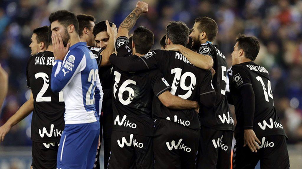El Eibar supera a un pobre Espanyol