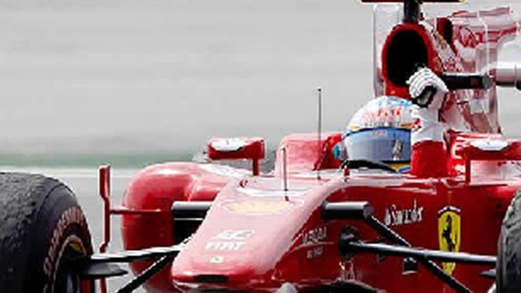 Alonso ha acabado segundo