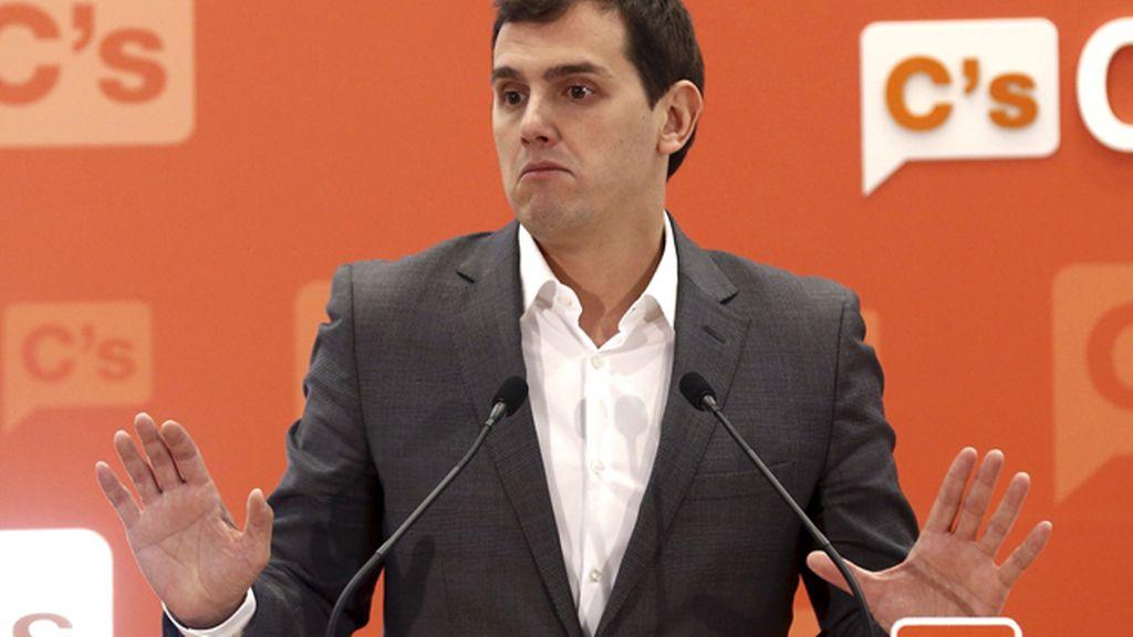 C's mantendrá el gasto en campaña y pide a PP y PSOE aceptar un tope de 6,5 millones