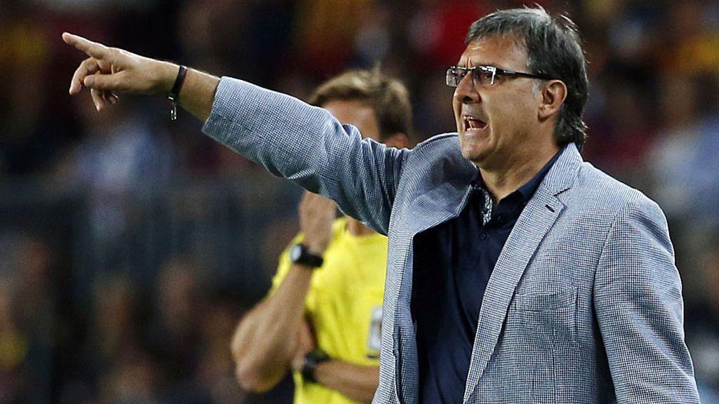 Los cambios de 'look' del entrenador azulgrana
