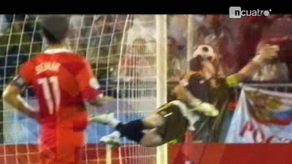 ¿Casillas o Valdés?