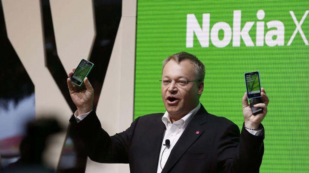 Nokia presenta su gama X de smartphones