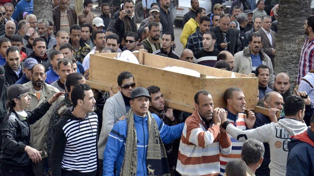 Funerales en Port Said