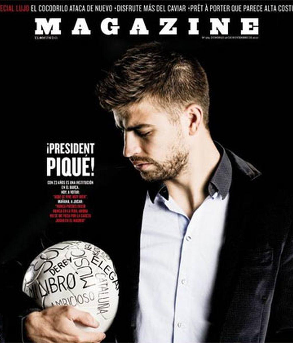 Las portadas de Piqué