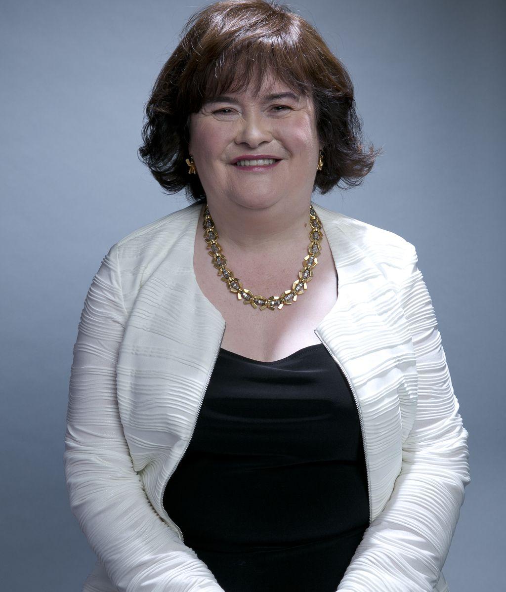 Susan Boyle, 'NO'