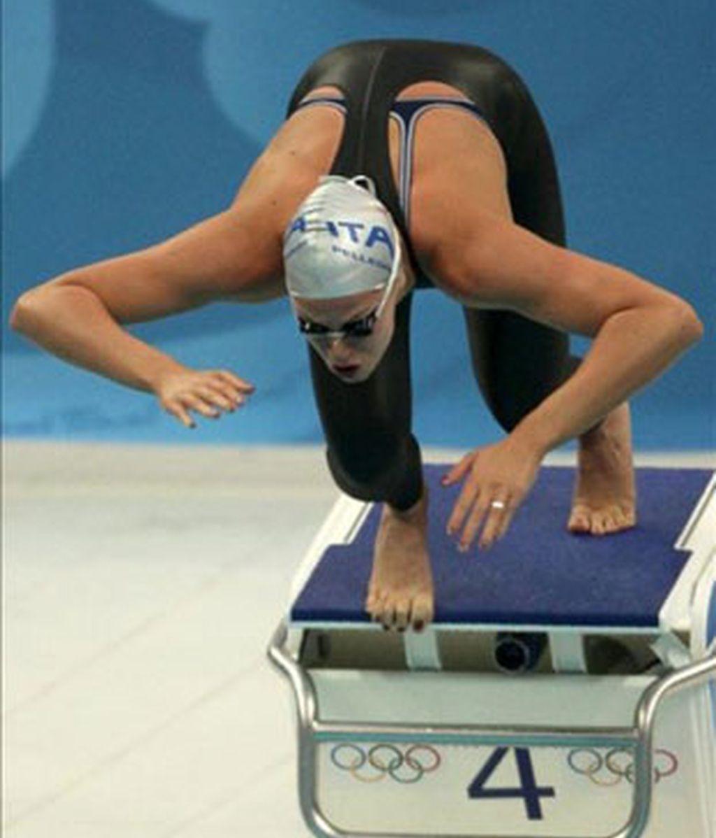 Pellegrini, récord mundial de 200 metros libre