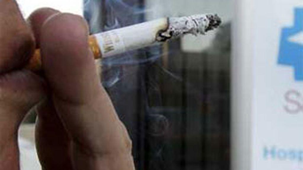 Coto al fumador. Vídeo: Informativos Telecinco.