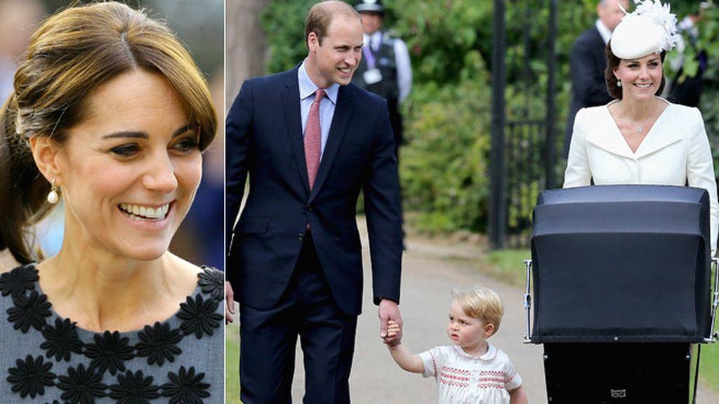 Kate Middleton, ¿el tercero está en camino?