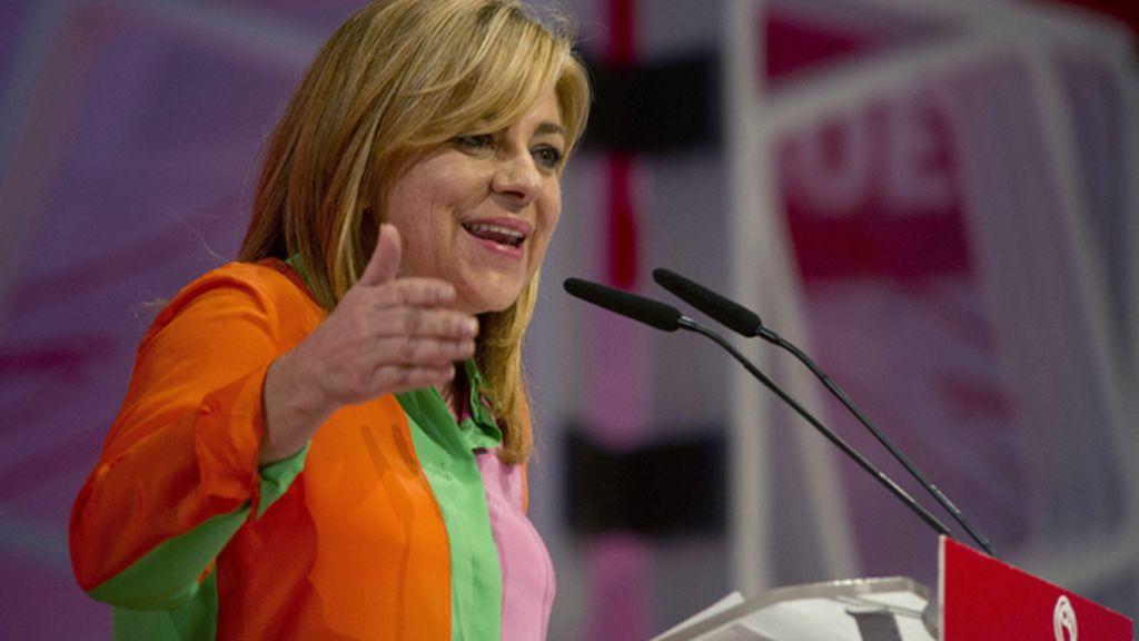 """Valenciano: """"La realidad española contradice la propaganda de Rajoy"""""""