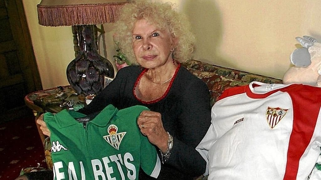 Duquesa de Alba,Betis,Cayetana