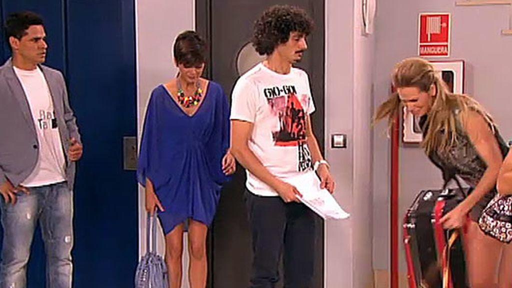 Javi se queda sin Lola y sin Raquel