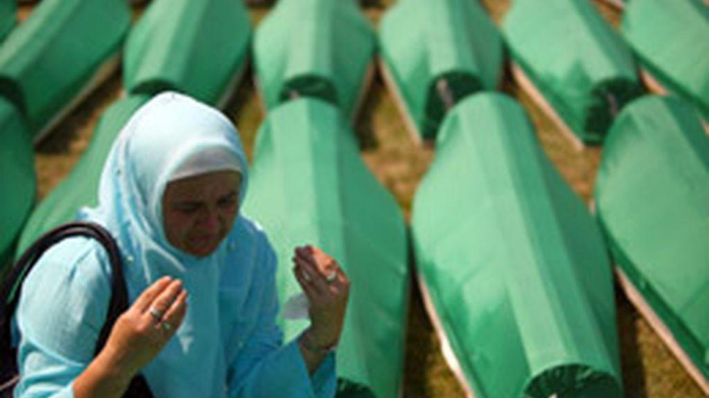 Aniversario de la masacre de Srebrenica