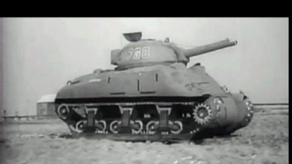 Los tanques hinchables también ganan guerras