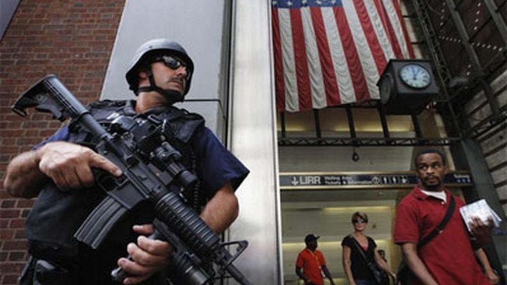 Amenaza terrorista en EEUU